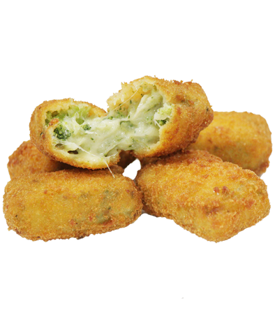 Broccoli n Cheese Bites 5pcs ($7.50)