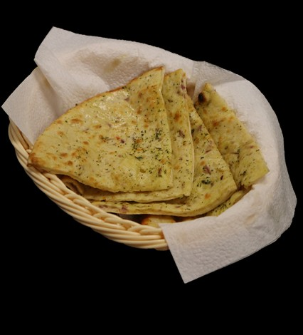 Chilly Cheese Naan