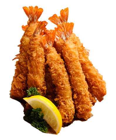 Crispy Prawn Sticks (5 pcs)